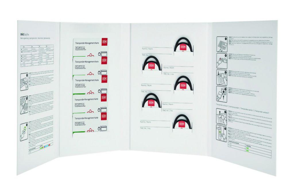 Contrôle d'accès autonome : Kit cylindre électronique ENiQ® Pro