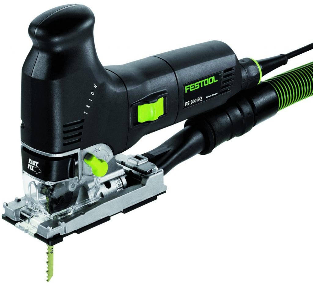Scie sauteuse : PS 300 EQ-Plus - 720 Watts