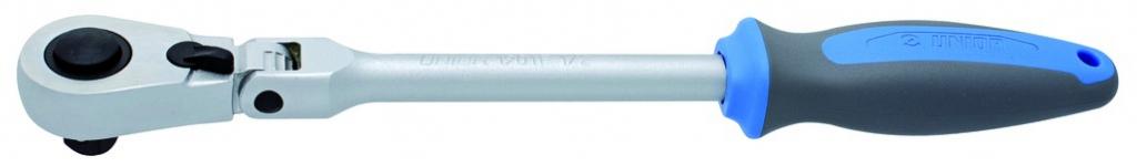 """Clé à douille : Cliquet flexible et réversible 1/2"""" - série 190.1/1FBI"""