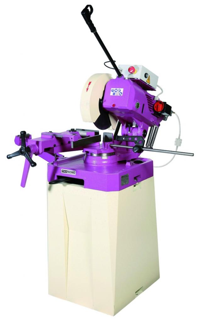Machine stationnaire travail du métal : Tronçonneuse à fraise scie T 315/3