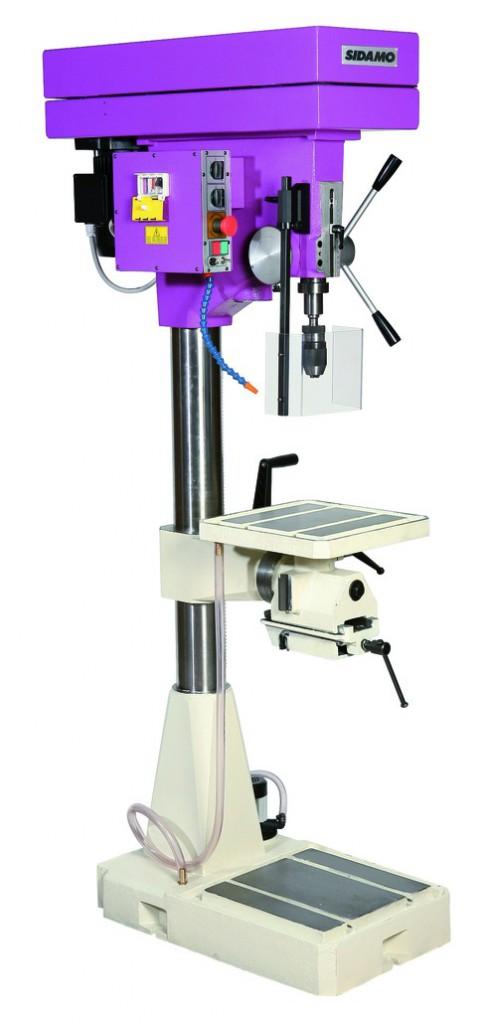 Machine stationnaire travail du métal : Perceuse sur colonne SPC 32 TE