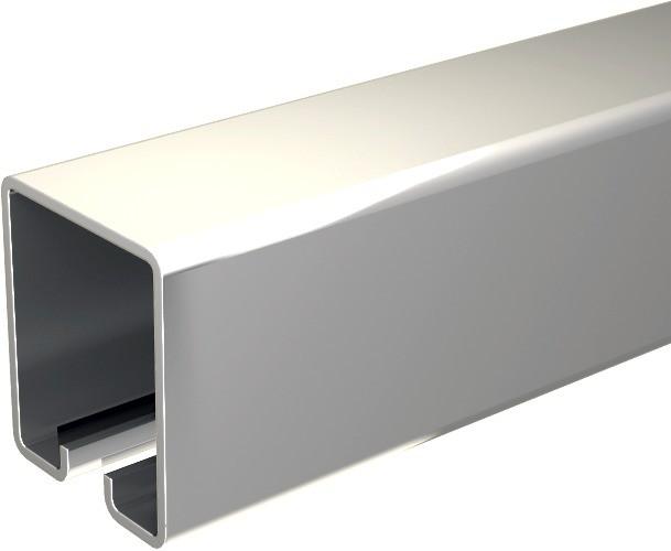 Ferrure de porte coulissante et pliante Mantion : Rail tubulaire pour série Sportub et 500 Sportub