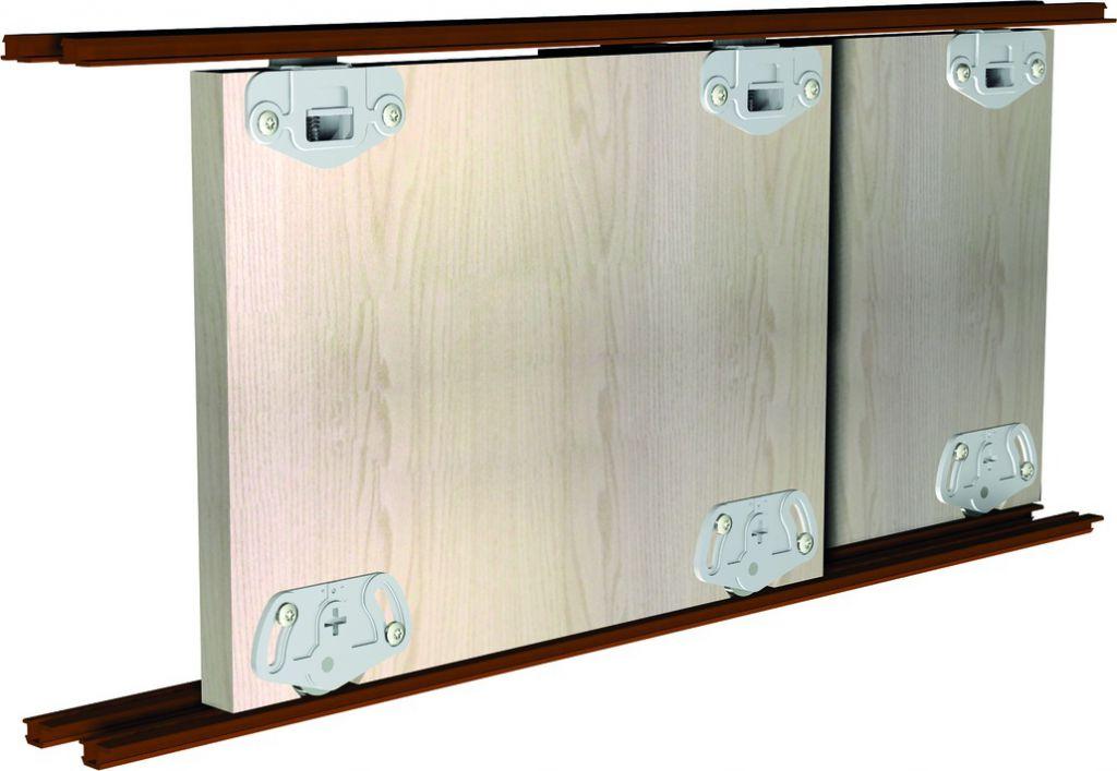 Coulissant meuble bois : Pico 25 / 25 kg