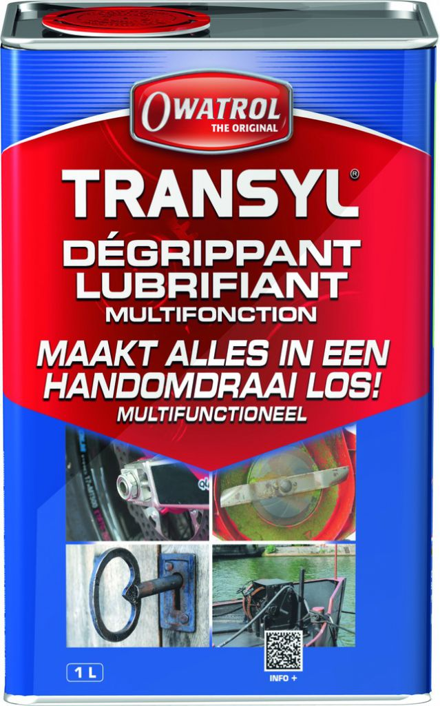 TRANSYL DEGRIPPANT 1 L.