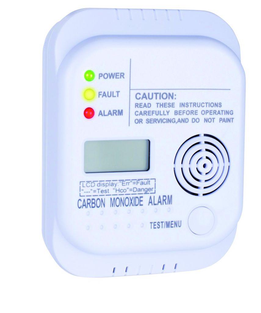 Détecteur avertisseur de gaz