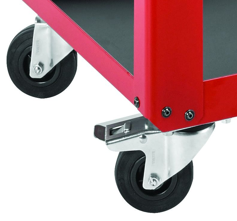 Rangement : Chariot d'atelier ROLL.UC3S - 3 plateaux