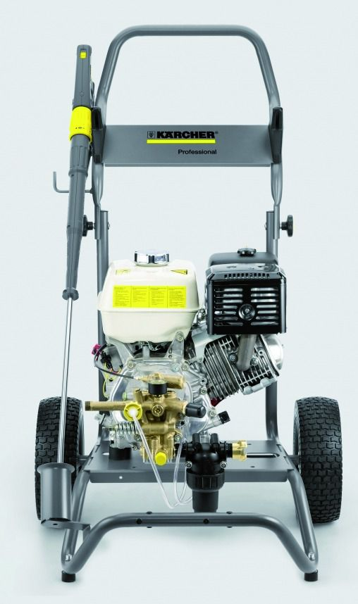 Nettoyage industriel : HD 7/15 G eau froide