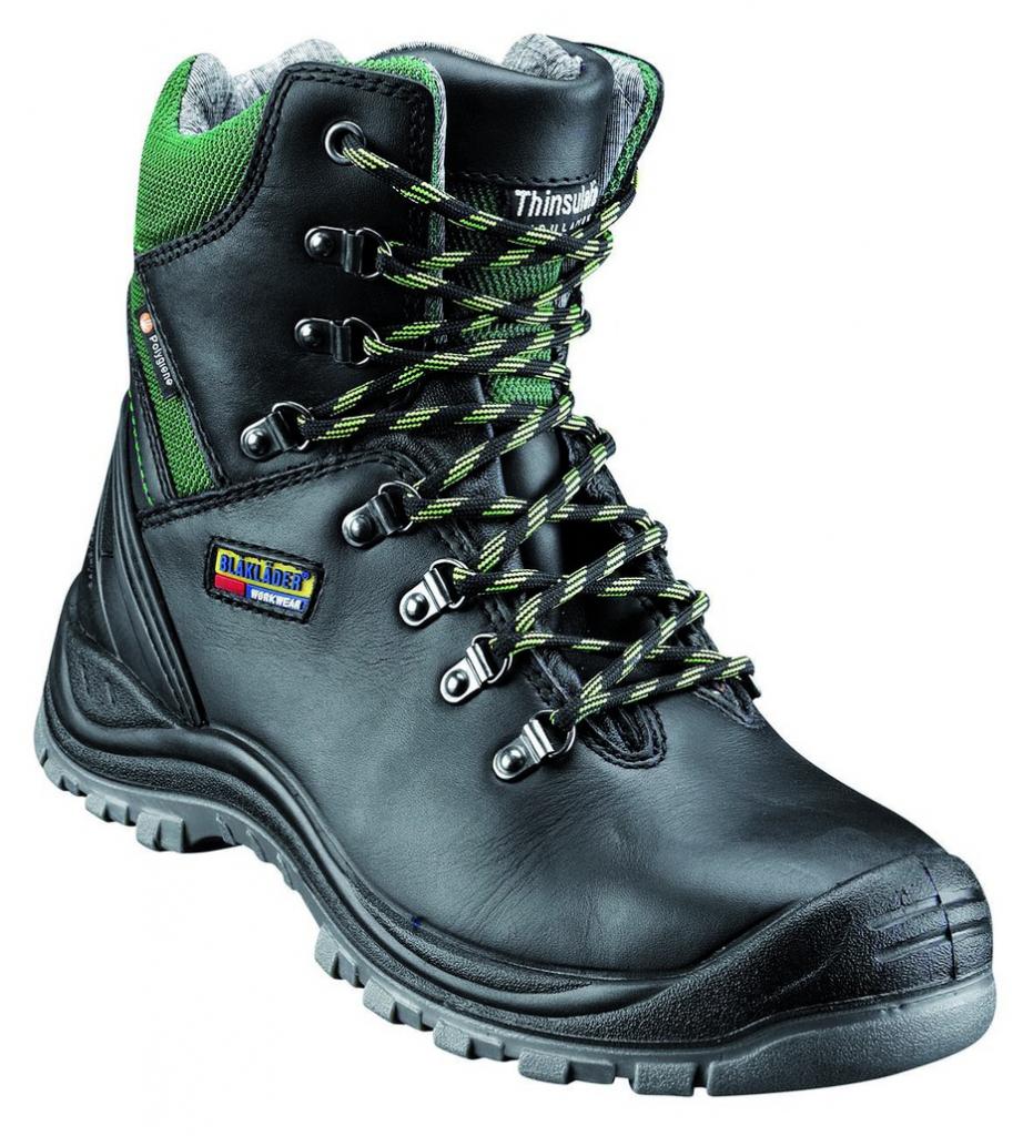 Vêtement de travail : Chaussures hautes hiver Walksave S3 SRC