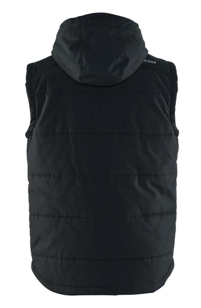 Vêtement de travail : Gilet à capuche amovible