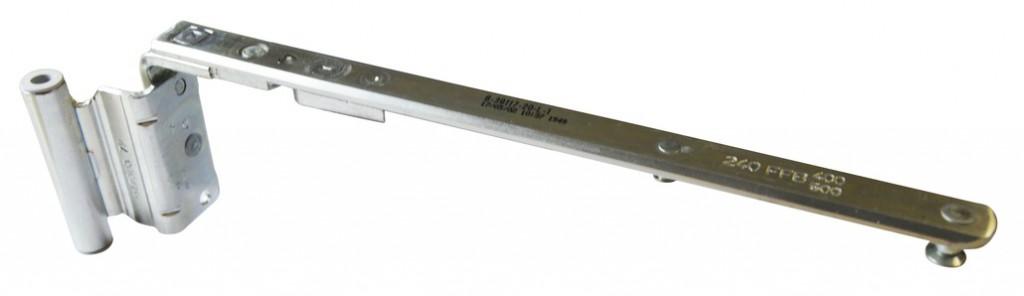 Ferrure Ferco Uni-Jet : Compas PVC