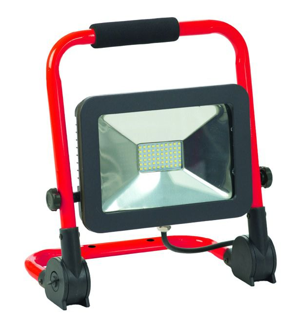 Projecteur : Led 30 W pliable