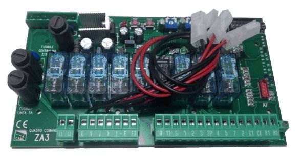 Accessoires Came carte électronique ZA3