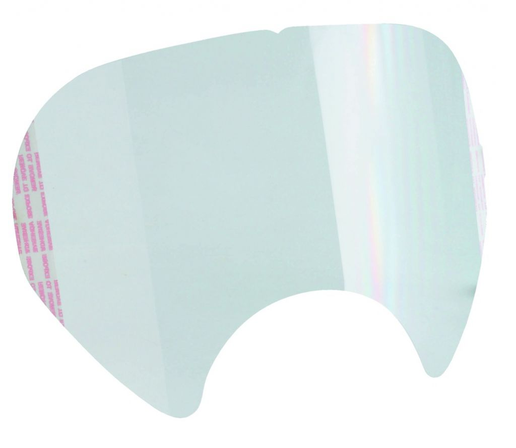 Aérogommeuse : Films jetables pour masque 3M™ 6800