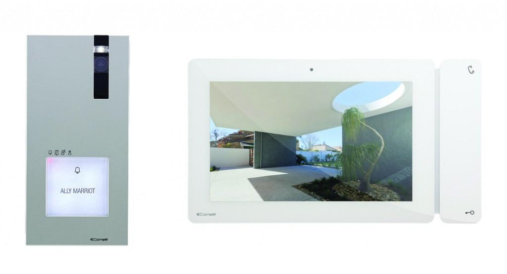 Portier vidéo Quadra - Maxi mains-libres
