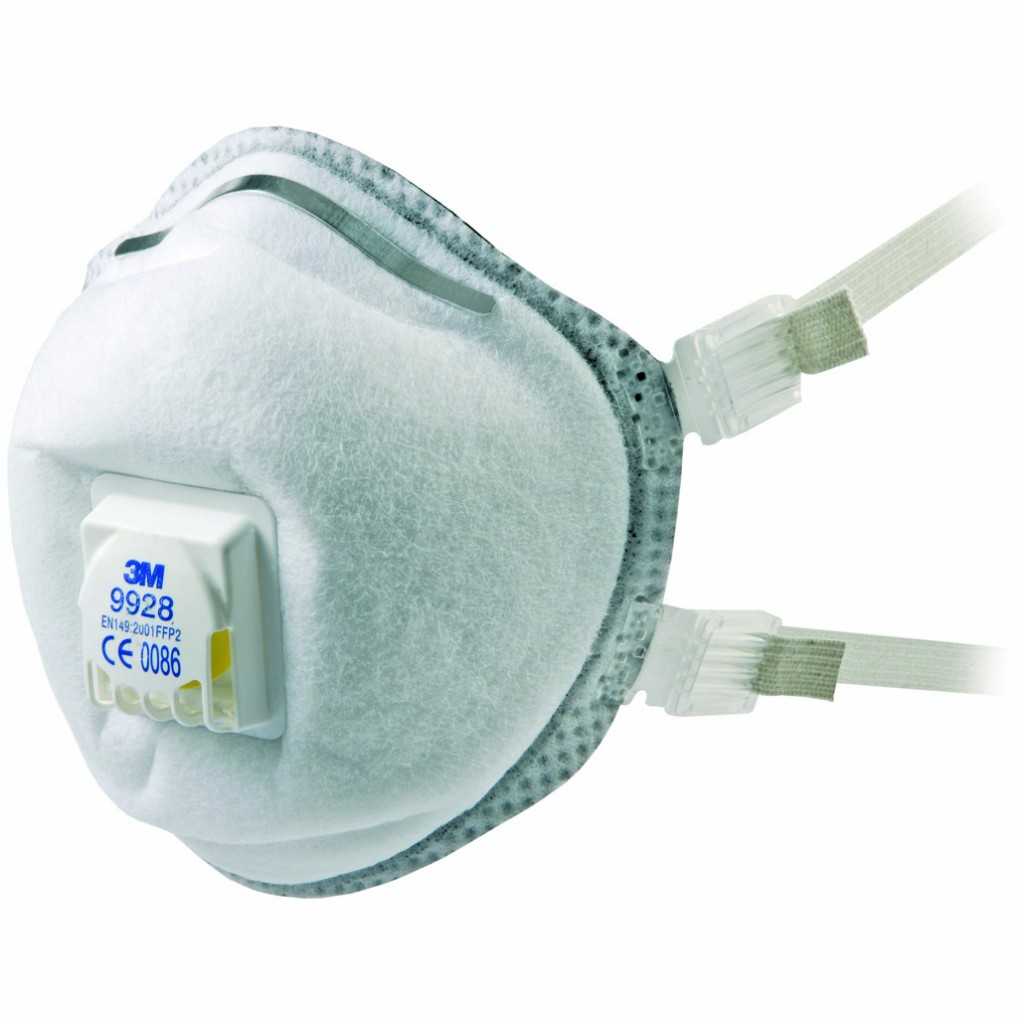Protection soudeur   Masque pour fumée de soudage FFP2 - 9928 7413bf00ac0