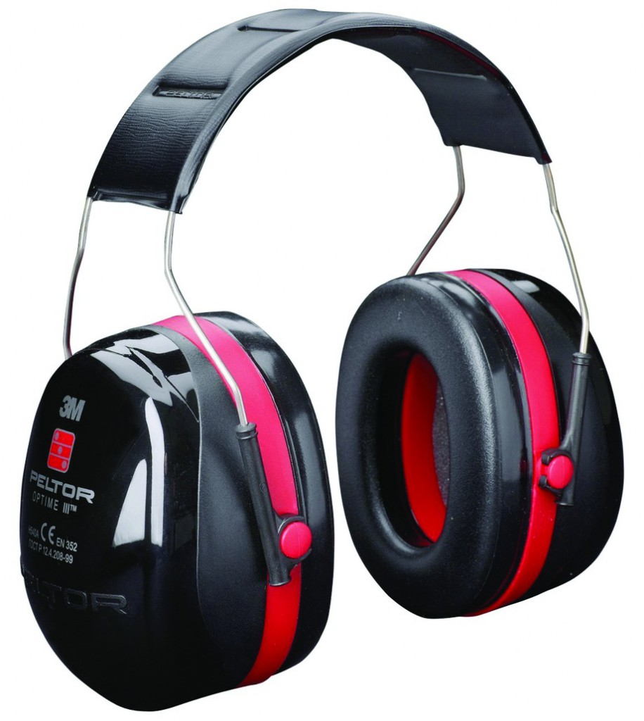 Protection auditive : Casque anti-bruit Optime™ III - 3M™
