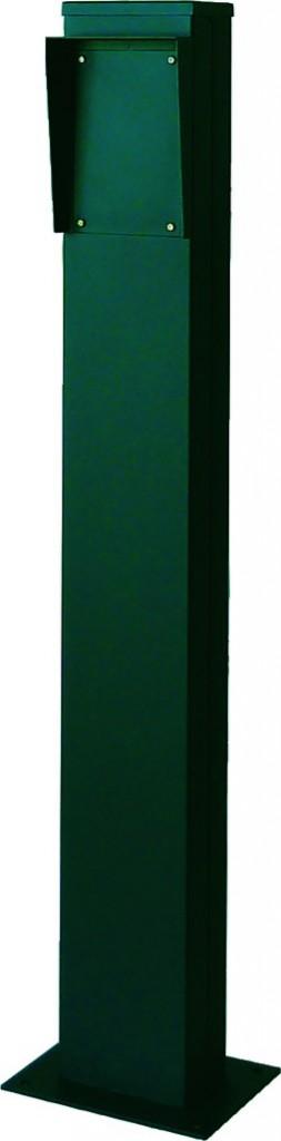 BORNE P/CLAVIER-LECTEUR VL RAL6005