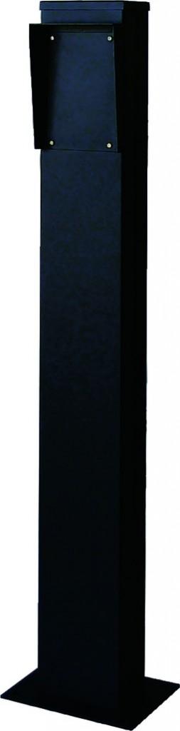 BORNE P/CLAVIER-LECTEUR VL RAL9005