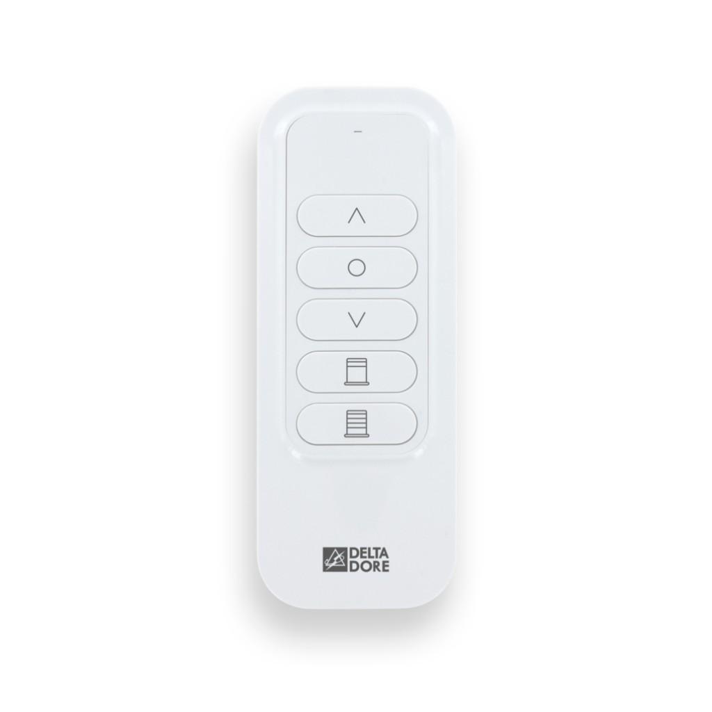 Solution domotique : Télécommande 1 canal pour volet roulant ou BSO TYXIA 1703