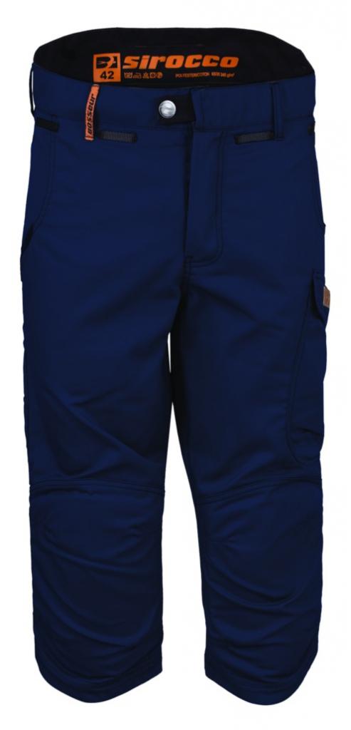 Vêtement de travail : Pantacourt + tee-shirt