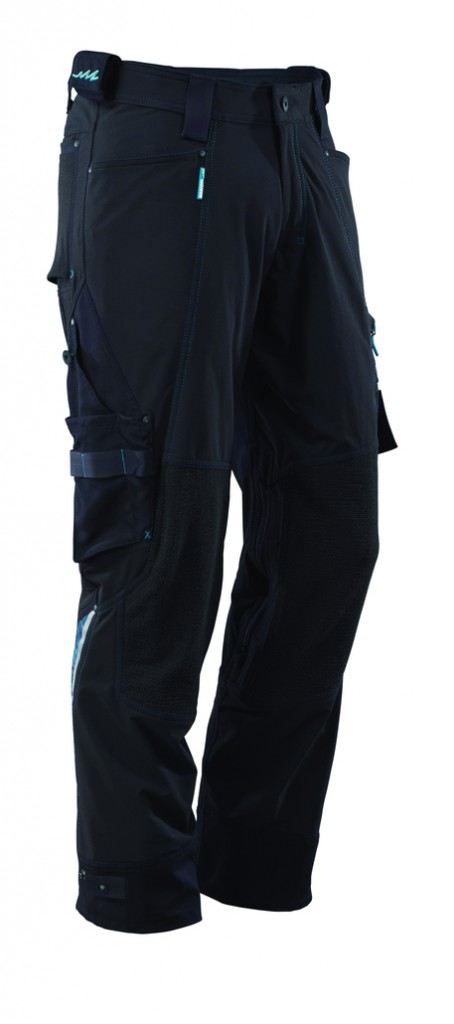PANTALON ADVANCED NOIR T38