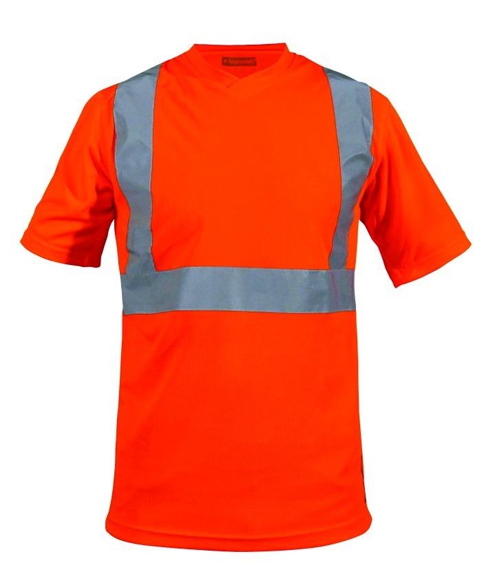 Vêtement de travail : Tee-shirt Xenon haute visibilité  - classe II