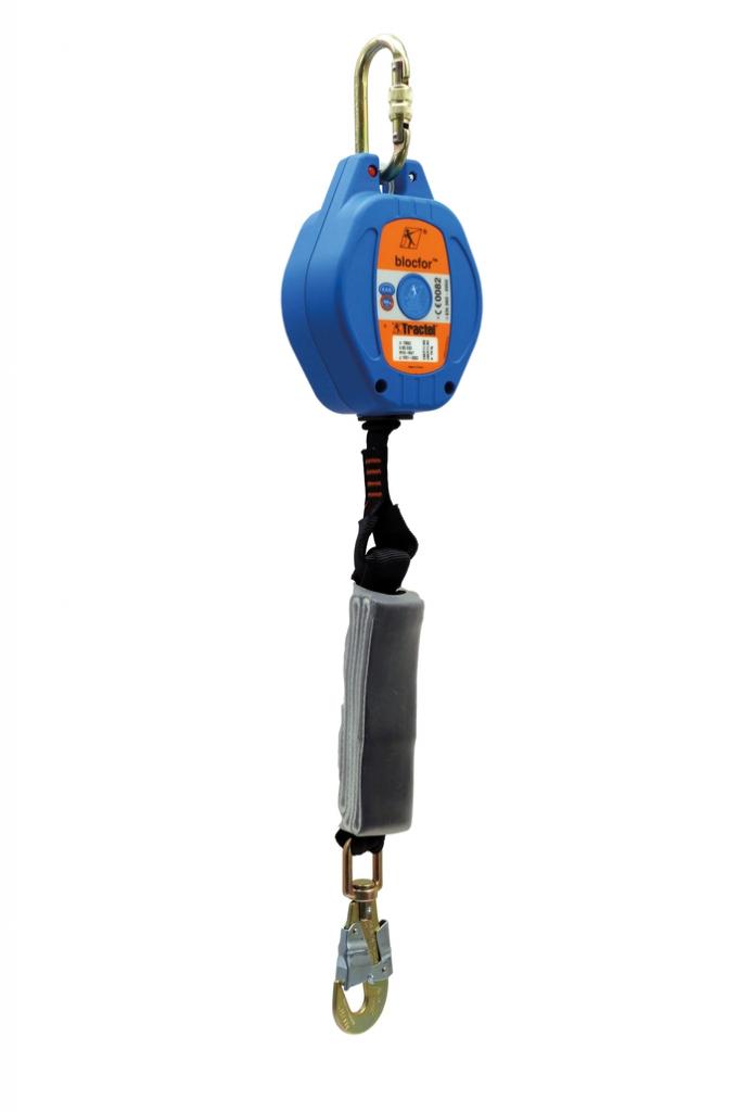 Harnais de sécurité Alko : Enrouleur à sangle à rappel automatique blocfor™ 6ESD