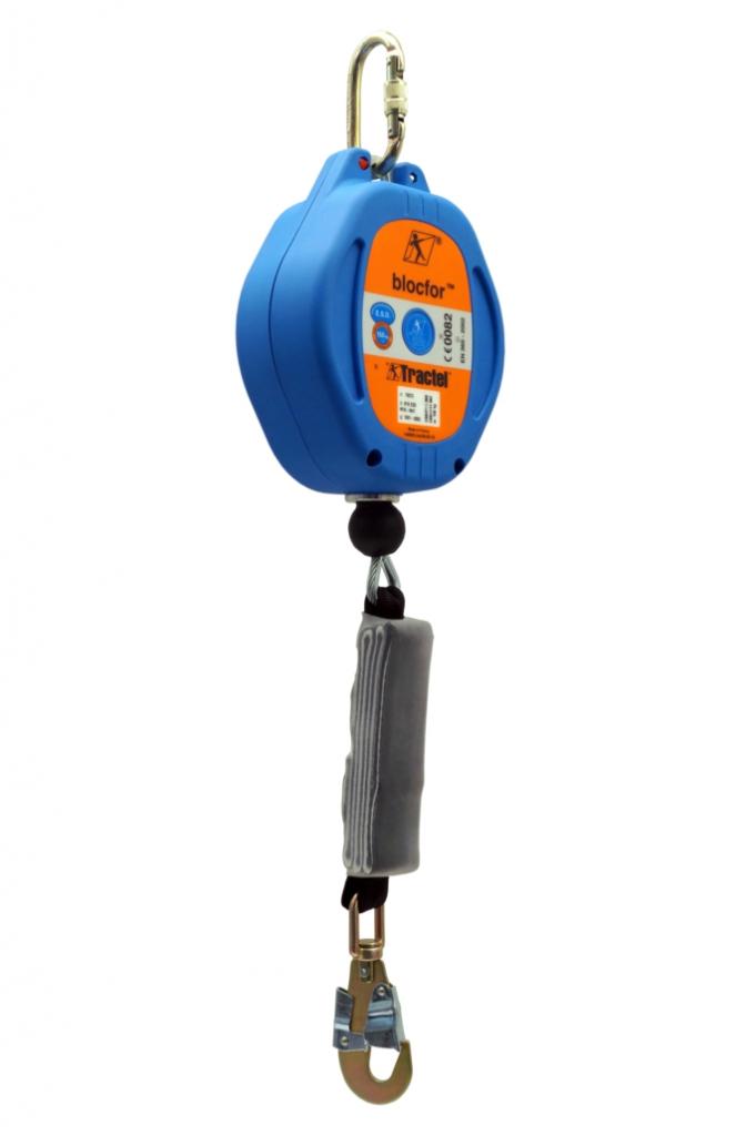 Harnais de sécurité Alko : Enrouleur à câble blocfor™ 10 ESD 10-47