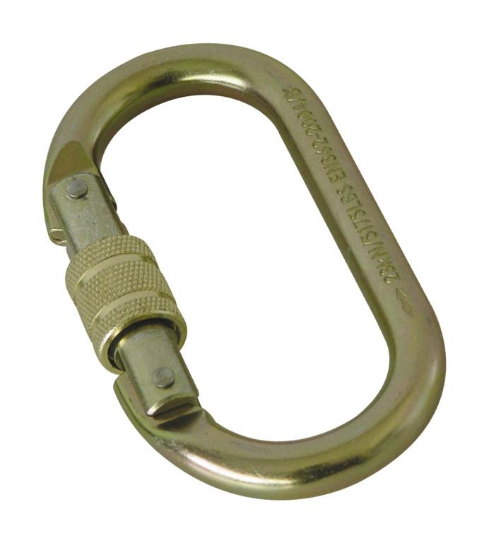 Harnais de sécurité Alko : Mousqueton M10