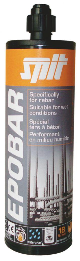 Scellement par injection : Spit Epobar - sans styrène