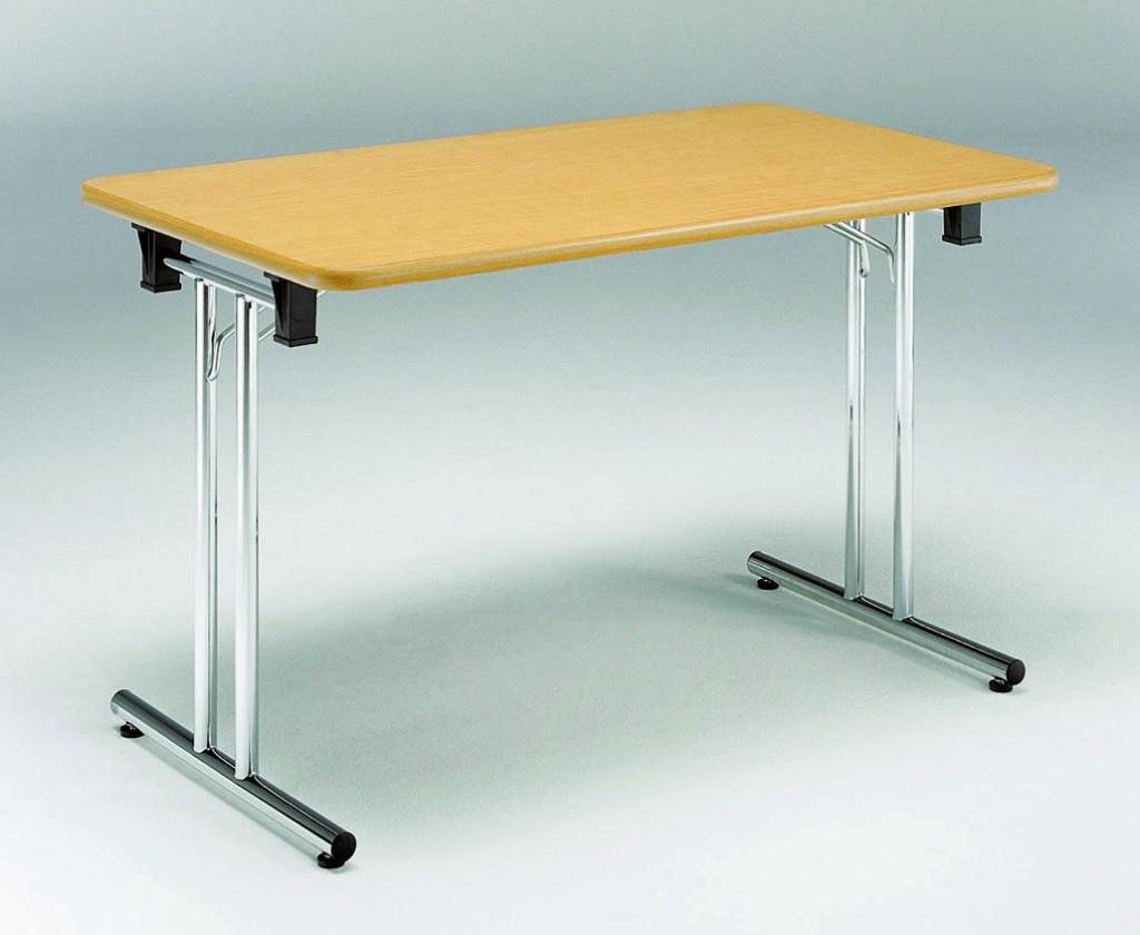 Fabriquer Une Table Escamotable pieds de table rabattables : jeux pieds de table pliante chromé