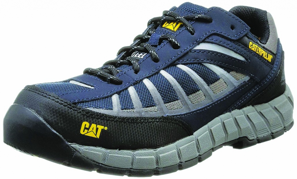 Chaussures hommes S1P : Chaussures basses Caterpillar Infrastructure - S1P/SRC/HRO