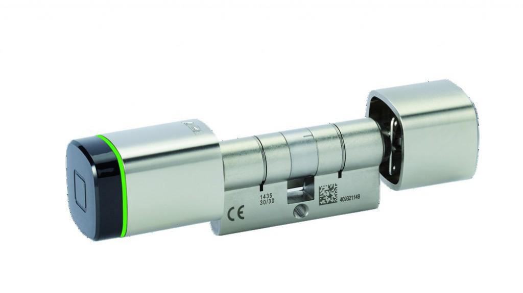 Contrôle d'accès autonome : Cylindre digital