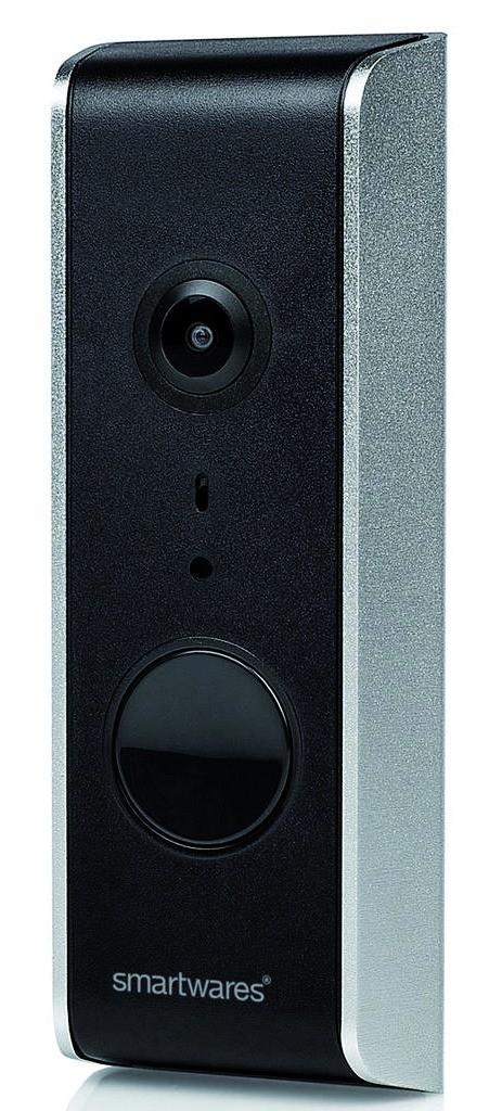 Carillon sans fil : Carillon vidéo wifi - DIC-23112