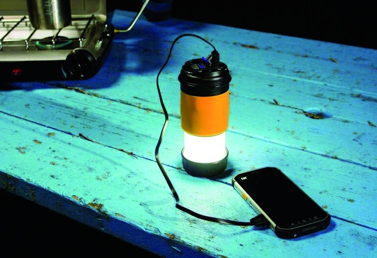 Lampe torche led rechargeable - 225 lumens