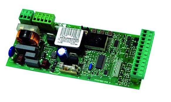 Motorisation de porte et portail : Carte électronique 780D