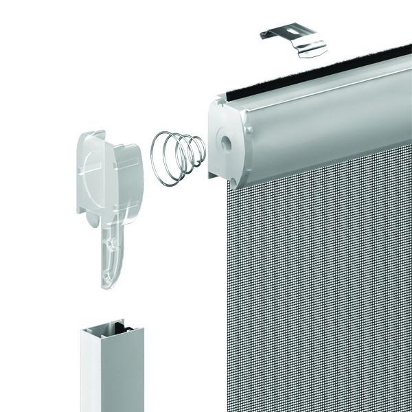 Ventilation : Moustiquaire verticale Klip 40