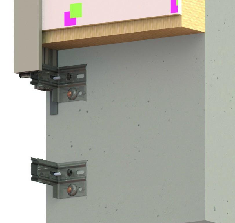 Equerre d'huisserie : Patte de rénovation menuiserie en dépose totale - PRDT®