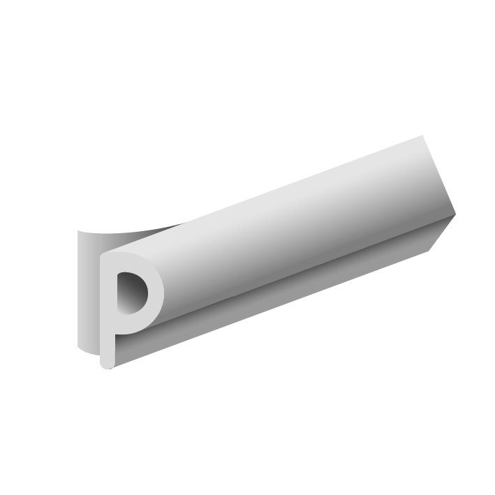 JOINT CAOUT. P 9X5,5MM BLANC  RL15M
