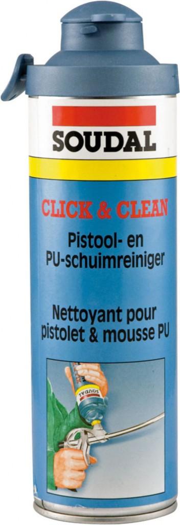 Joint : Nettoyant à pistolets Click & Clean
