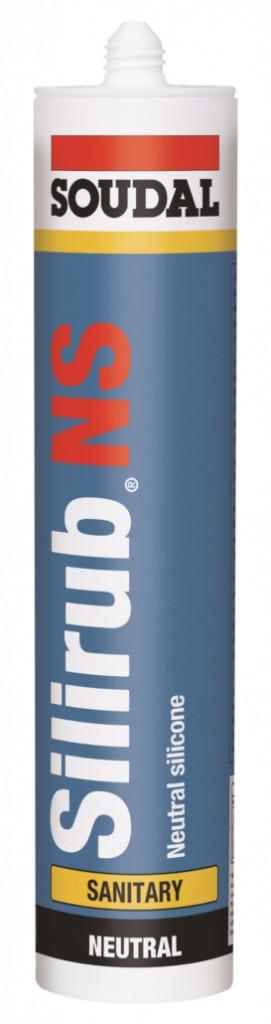 Joint : Mastic silicone SILIRUB NS sanitaire