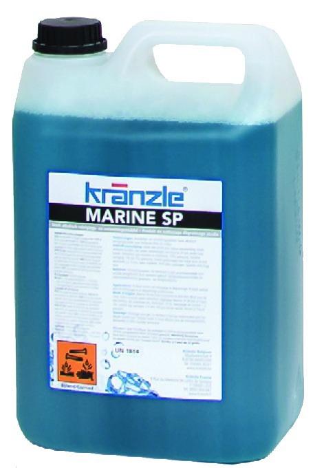 Nettoyage industriel : Therm 1165-1 + K 1050 P + nettoyant Marine SP