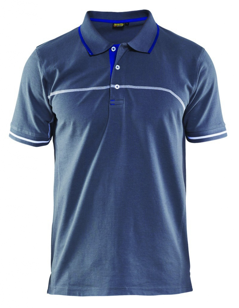 POLO EDITION SPECIALE GRIS T  M