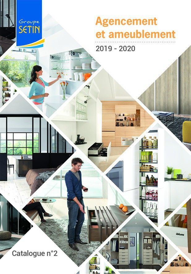 Catalogue Setin : Catalogue agencement 2019/2020