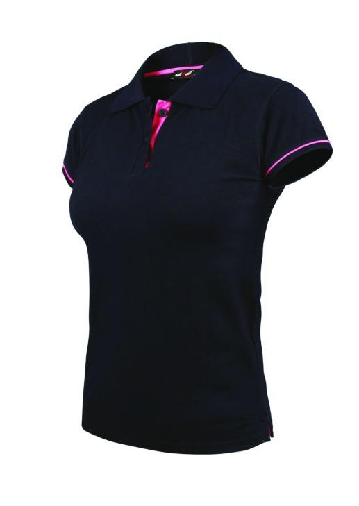 Vêtement de travail : Polo femme Merida