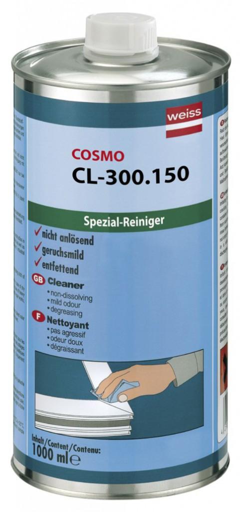 Produit de maintenance : Nettoyant alu COSMOFEN 60
