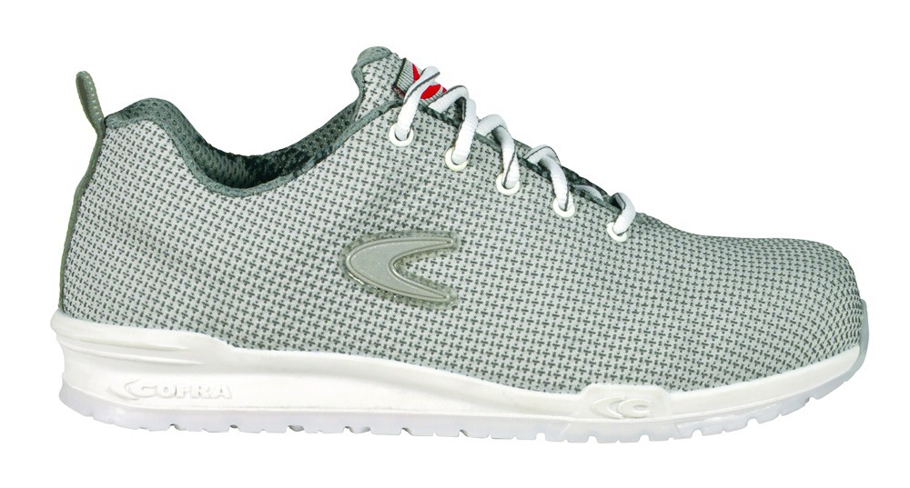 Chaussures blanches : White S3/SRC
