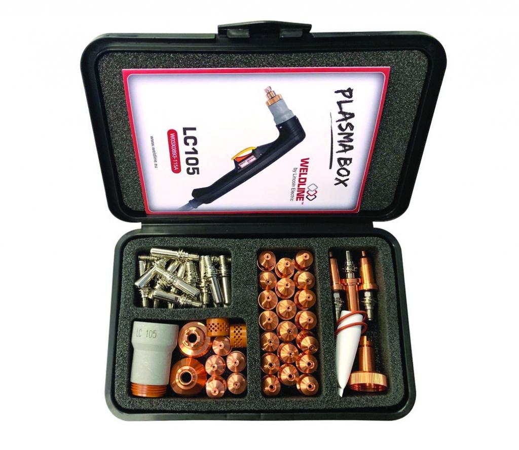 Coupage plasma : Kit pièces pour LC 105 - Tomahawk 1538
