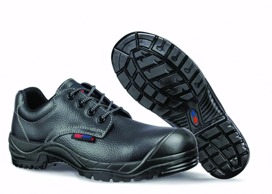 Chaussures hommes S3 : Chaussures basses avec surembout - S3/SRC