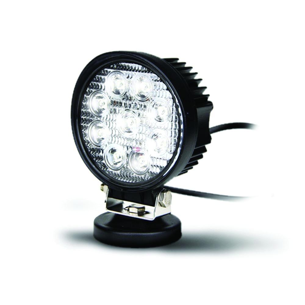 PROJECTEUR LED 27W ROND IP67